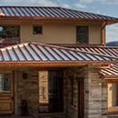 Real Copper Metal Roof Panels